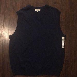 NWT Turnbury Sweater Vest